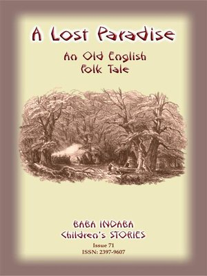 cover image of A LOST PARADISE--An Old English Folk Tale